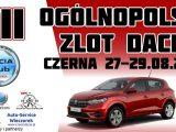 27-29.08.2021 VII Ogólnopolski Zlot Dacii
