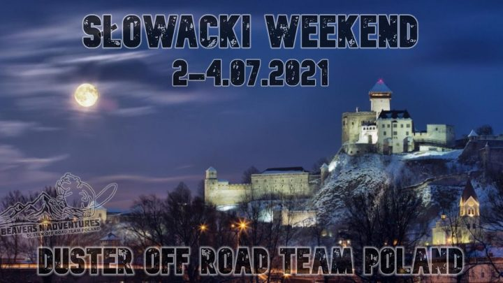 2-4.07.2021 Weekend na Słowacji z DORTP